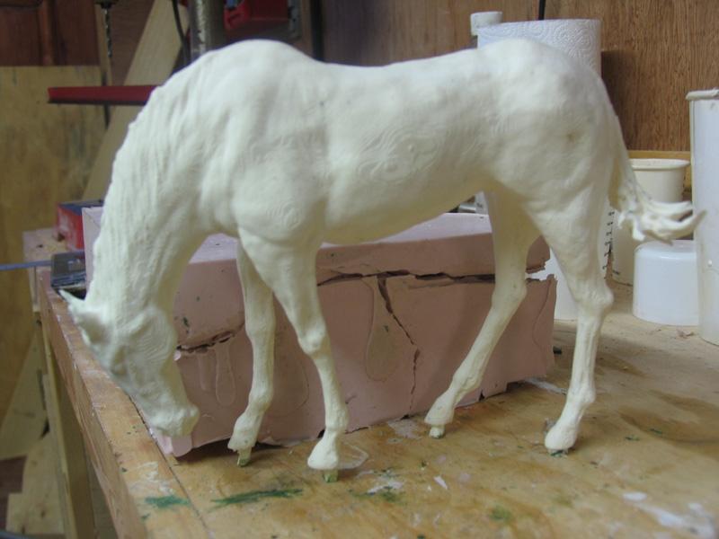 Horse Casting Dtm Technologies